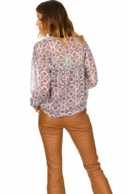 Dante 6 |  Printed blouse Cairo | multi  | Picture 7
