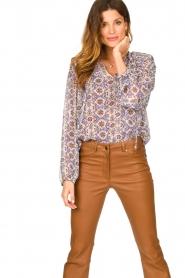 Dante 6 |  Printed blouse Cairo | multi  | Picture 2