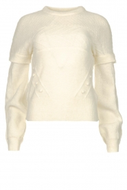 Dante 6 |  Cable sweater Oakly | natural  | Picture 1