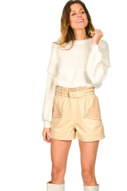 Dante 6 |  Cable sweater Oakly | natural  | Picture 5