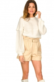 Dante 6 |  Cable sweater Oakly | natural  | Picture 2