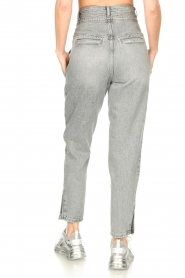 IRO |  High waist jeans Etel | grey  | Picture 7