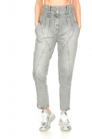 IRO |  High waist jeans Etel | grey  | Picture 5