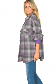IRO |  Oversized blouse Gowest | grey  | Picture 6