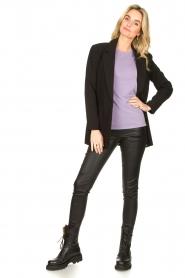 IRO    Soft t-shirt Paulina   purple    Picture 3