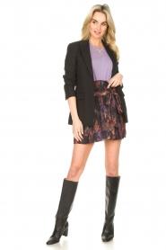 IRO |  Soft t-shirt Paulina | purple  | Picture 3