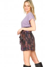 IRO |  Soft t-shirt Paulina | purple  | Picture 5