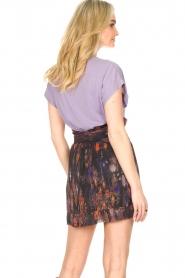 IRO |  Soft t-shirt Paulina | purple  | Picture 6