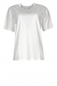 IRO |  Oversized t-shirt Perry | white  | Picture 1