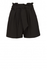 IRO |  High waisted short Steybe | black  | Picture 1