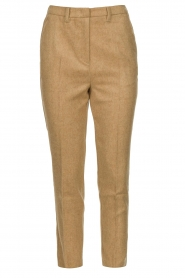 American Vintage |  Wool mix trousers Vyenna | natural  | Picture 1