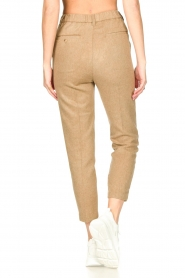 American Vintage |  Wool mix trousers Vyenna | natural  | Picture 7