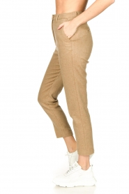 American Vintage |  Wool mix trousers Vyenna | natural  | Picture 6