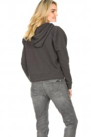 ba&sh |  Sweater with rhinestones Bora | black  | Picture 9