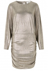 Second Female |  Metallic dress Pearl | light gold  | Picture 1