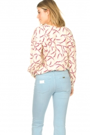 ba&sh |  Printed blouse Clea | natural  | Picture 7