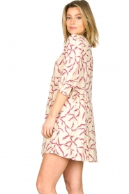 ba&sh |  Printed dress Constance | natural  | Picture 5