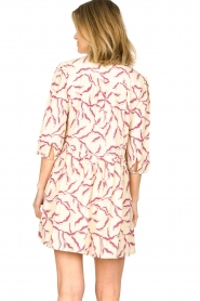 ba&sh |  Printed dress Constance | natural  | Picture 6