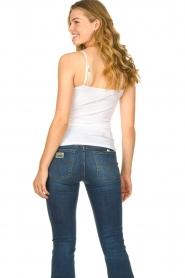 CC Heart |  Seamless top Sem | white  | Picture 6