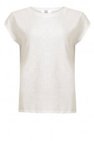 CC Heart |  Cotton mix t-shirt Classic | white  | Picture 1
