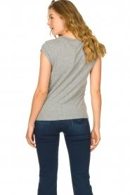 CC Heart |  Cotton mix t-shirt Classic | grey  | Picture 5