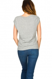 CC Heart |  Cotton mix t-shirt Classic | grey  | Picture 5