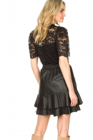 Set |  Top with lace Sam | black  | Picture 6