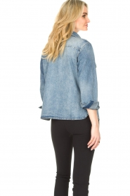Set |  Denim blouse Sifra | blue  | Picture 6