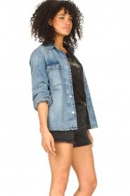 Set |  Denim blouse Sifra | blue  | Picture 7