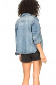 Set |  Denim blouse Sifra | blue  | Picture 8