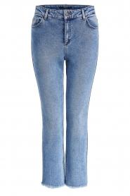 Set    Flared jeans Véda   blue    Picture 1