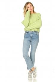 Set    Flared jeans Véda   blue    Picture 10