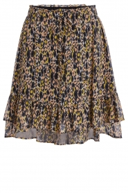 Set |  Leopard printed skirt Vic | multi  | Picture 1