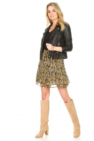 Set |  Leopard printed skirt Vic | multi  | Picture 3