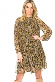 Set    Leopard printed dress Vani   multi    Picture 2