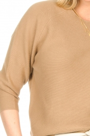 Set :  Knitted sweater Viv | beige - img7