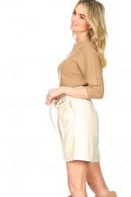 Set :  Knitted sweater Viv | beige - img5