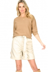 Set :  Knitted sweater Viv | beige - img2