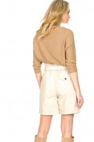 Set :  Knitted sweater Viv | beige - img8