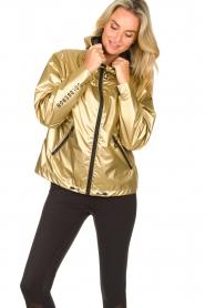 Goldbergh |  Windjacket Gloria | gold  | Picture 2