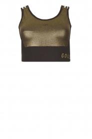 Goldbergh    Sport bra Zelda   gold    Picture 1