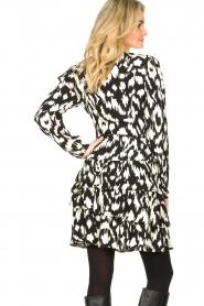 Sofie Schnoor |  Ruffle skirt Shalyla | black  | Picture 7