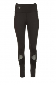 Goldbergh |  Luxurious sport legging Zamora | black  | Picture 1