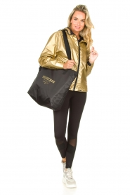 Goldbergh |  Luxurious sport legging Zamora | black  | Picture 3