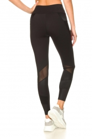 Goldbergh |  Luxurious sport legging Zamora | black  | Picture 6