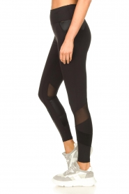 Goldbergh |  Luxurious sport legging Zamora | black  | Picture 4