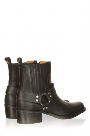Toral :  Leather ankle boots Nikki | black - img5