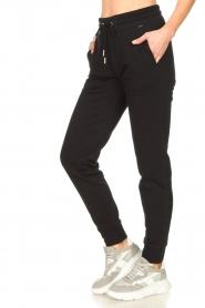 Goldbergh |  Sweatpants Fania | black  | Picture 5