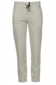 Goldbergh |  Sport sweatpants Fania | grey  | Picture 1