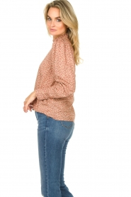 JC Sophie    Floral blouse Femy   pink    Picture 5